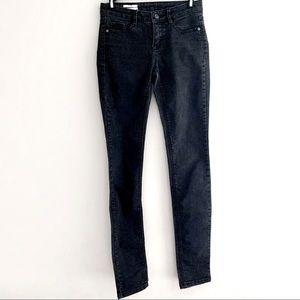 Mexx slim jeans dark gray black color